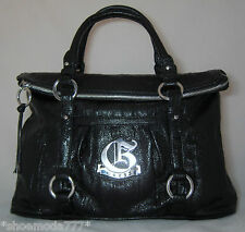 GUESS by Marciano Sweet Pea Bag Purse Sac Bag Shiny Synth Leather Flap Top New