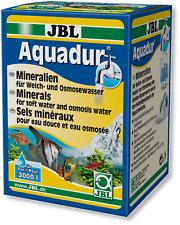 JBL AquaDur 250g Aquarium Fish Tank GH & KH Buffer Water Hardness Minerals 3000L