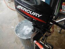 2004 MERCURY 3.3 HP OUTBOARD MOTOR 2 STROKE USED SHORT SHAFT