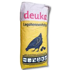 Deuka NG Legemehl ohne Gentechnik 25 kg Hühnerfutter Genfrei Geflügelfutter