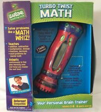 Leapfrog Turbo Twist Math Educational Math Toy Learning Game Red