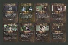 Robert Pattinson in Twilight Film Saga Fab Card Collection Edward's Wrist Band
