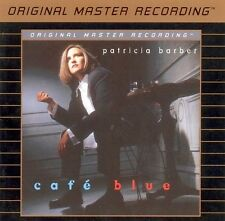 MFSL Hybrid SACD UDSACD-2002: PATRICIA BARBER - Cafe Blue - 2002 OOP USA SEALED