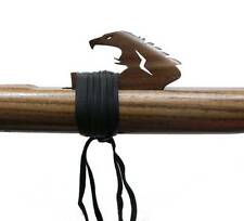 """High Spirits Native American Style Flute LOW Bass E for small hands 1"""" Bore"""