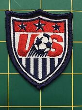 "US soccer patch FIFA world cup soccer US Team patch 2.5"" tall us soccer patch"