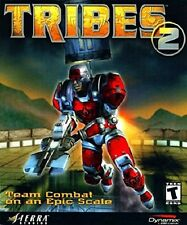 TRIBES 2, PC CD-Rom Game.