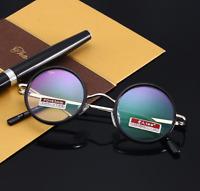 Vintage Retro Oval Reading Glasses Women Mens Reader +1.00~4.00 Resin lens Round