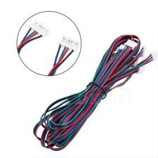 5X 4Pin Female-Female XH2.54 Connector Nema16 Nema17 Stepper Motor Cable New GL