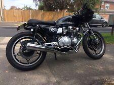 XS Motorcycle Banana Seat Tracker GS CB S24RWPF Bobber Brat Cafe Racer