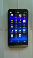 Blackberry Z30 STA100-5 16GB GSM Unlocked for AT&T T-Mobile - Black - Very Good