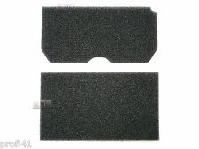 2 x Set Filter Sponge Filterschwamm für Trockner Blomberg Elektrabregenz Grundig