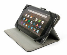 "7"" Pouch For For Kobo Arc K107-KBO-32W In Black PU Leather With Magnetic Closure"