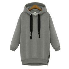 Women Oversize Hoodie Baggy Jumper Top Hooded Sweater Sweatshirt Tshirt Pullover