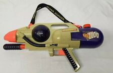 1997 Super Soaker CPS 1000 Squirt Gun With Strap Tested water fun