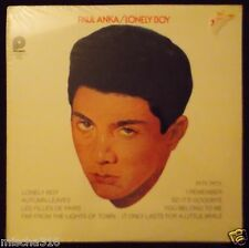 Paul Anka -- Lonely Boy LP/Record ~ SEALED ~ Pickwick 1967 Reissue, NOT 1959 ~