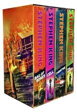 Stephen King Classic Collection 4 Books Set Pack Bag Of Bones, Cell, Christine