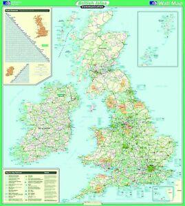 OS UK Map Series UK Communication