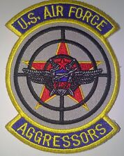 Patch US Air Force Aggressors
