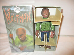UNIVERSAL STUDIOS MONSTERS THE WOLFMAN TIN WINDUP