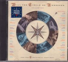 CD Audio NITTY GRITTY DIRT BAND - Will the Circle Be Unbroken: Volume Two - 1996