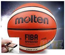 Baloncesto Molten GG7X 7 PU Hombres Formación Pelota+Silbar+Net+Alfiler