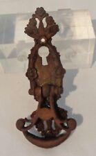 DEALER-RITA  Antique cast iron/ brass door latch & handle