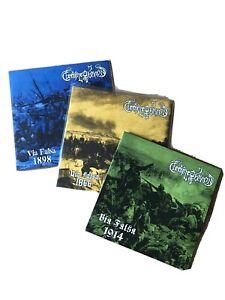 "Blackmetal 3x Vinyl Temple Of Oblivion ""Via Falsa"""