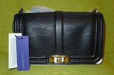 Rebecca Minkoff Love Crossbody Bag Leather Black