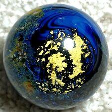 Contemporary glass marbles,Josh Simpson, Planet