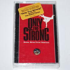 Only The Strong Soundtrack Cassette SEALED Rap Tapes Mellow Man Ace Baka Boyz