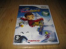 Wii - Family Ski & Snowboard - Pal España - Nuevo y Precintado - Nintendo