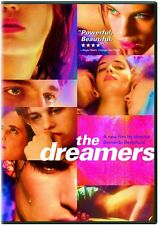The Dreamers (DVD) Michael Pitt, Eva Green, Louis Garrel NEW