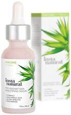 InstaNatural Vitamin C Skin Brightening Serum - Anti Wrinkle Fine Line Hyperp...