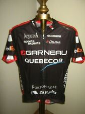Louis GARNEAU Jersey BLACK Medium ADULT (Full Zip)