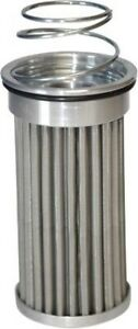 Stainless Steel Re-Usable Oil Filter Harley Panhead Ironhead Shovelhead PC53-82