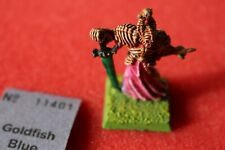 Games Workshop Warhammer Realms of Chaos Champion 021903 Sorcerer Painted GW