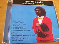 LIGHTSPEED CHAMPION FALLING OFF THE LAVENDER BRIDGE  CD MINT-- DOMINO RECORDS