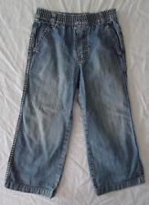 Jeans bleu pour garçons, IKKS, 4 ans (102 cm)