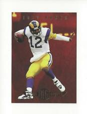 1997 Collector's Edge Masters Night Games #17 Tony Banks Rams /1500