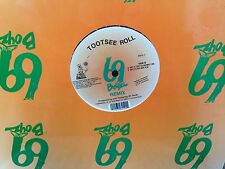 Tootsee Roll Remix, 69 Boyz FREE 2 Live Crew 12x12 POSTER w/ PURCHAS