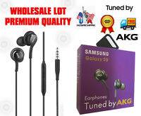 Lot Original Samsung AKG Tuned Premium In-Ear Headphones with Mic Call For S8 S9