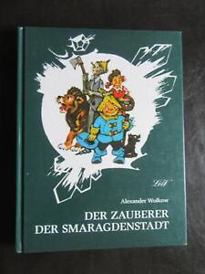 Der Zauberer der Smaragdenstadt Wolkow Märchen-DDR Kinderbuch