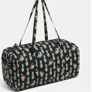 Vera Bradley - NWT - Large Traveler Duffel  - Toucan Party