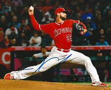 JUSTIN ANDERSON signed 8x10 photo LOS ANGELES ANGELS OF ANAHEIM WITH COA
