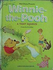 WINNIE THE POOH, 1968 BIG GOLDEN BOOK (WALT DISNEY STUDIO