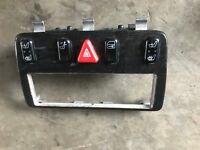 Mercedes CLK W208 Schalterleiste Schalter Abdeckung Verkleidung A2086801936