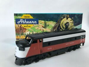 Athearn 3021 New Haven  F7A Dummy Train Engine Kit HO Vintage NEW