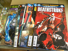 DC 1991 14 issues DEATHSTROKE 3 series New 52 & Rebirth qq