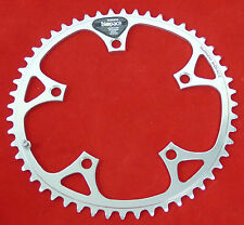 """Shimano Biopace Chainring 52T Road 130Bcd 3/32"""" Vintage Road Bike NOS"""