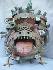 3D DIY Paper Model Kit Hayao Miyazaki Howl's Moving Castle Land Version